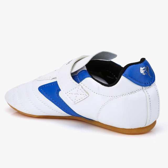 c7b244edfdbc00 Taekwondo Shoes Martial Arts Kung Fu Wushu Taichi Karate Wrestling Boxing  White Shoes Men Women Kids