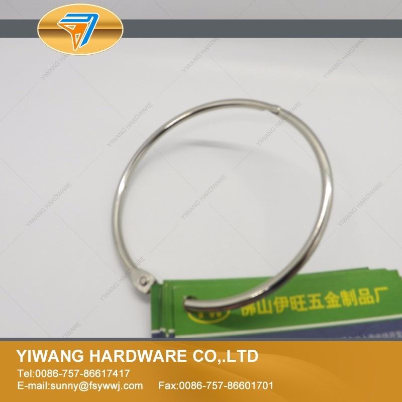 níquel de pasta de anel 63 mm 38 mm 50 mm de pasta de anel
