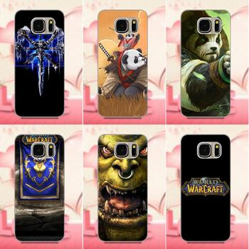 World Of Warcrafts Wows Soft TPU Popular Hot For Apple iPhone 4 4S 5 5C SE 6 6S 7 8 Plus X Galaxy Grand Core II Prime Alpha