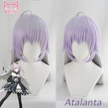【Anana】 parrucca Cosplay di grande ordine del destino di mésportello sintetico misto colore capelli delle donne FGO Cosplay costumi di Halloween capelli