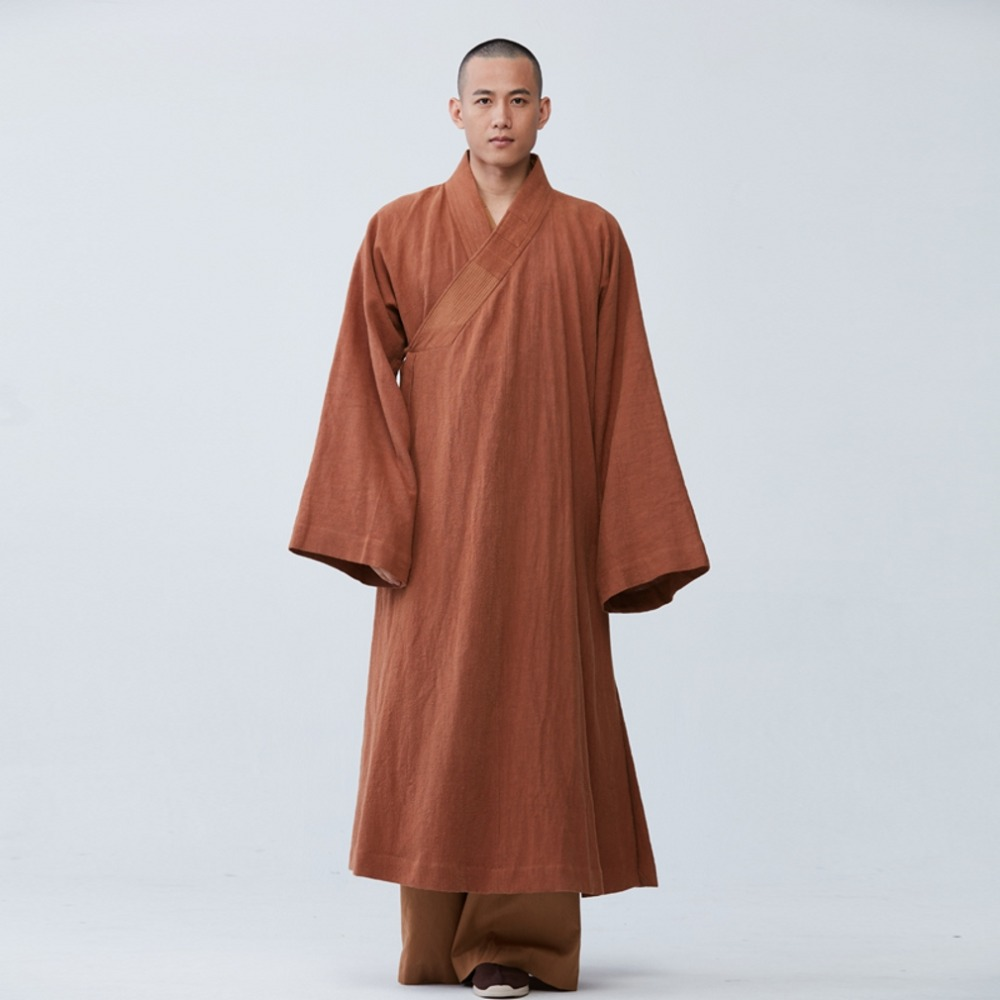 ZanYing Buddhist Meditation Zen Clothing Casual Vest Men