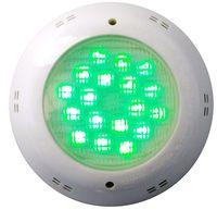 Бесплатная доставка в Европу IP68 поверхностного монтажа rgb led свет бассейн 54 Вт 12 В Светодиодный прожектор 10 шт./лот для бассейны