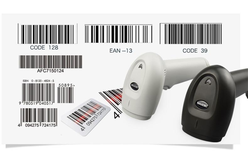 NOVO laser wireless1D Cabo USB portátil para
