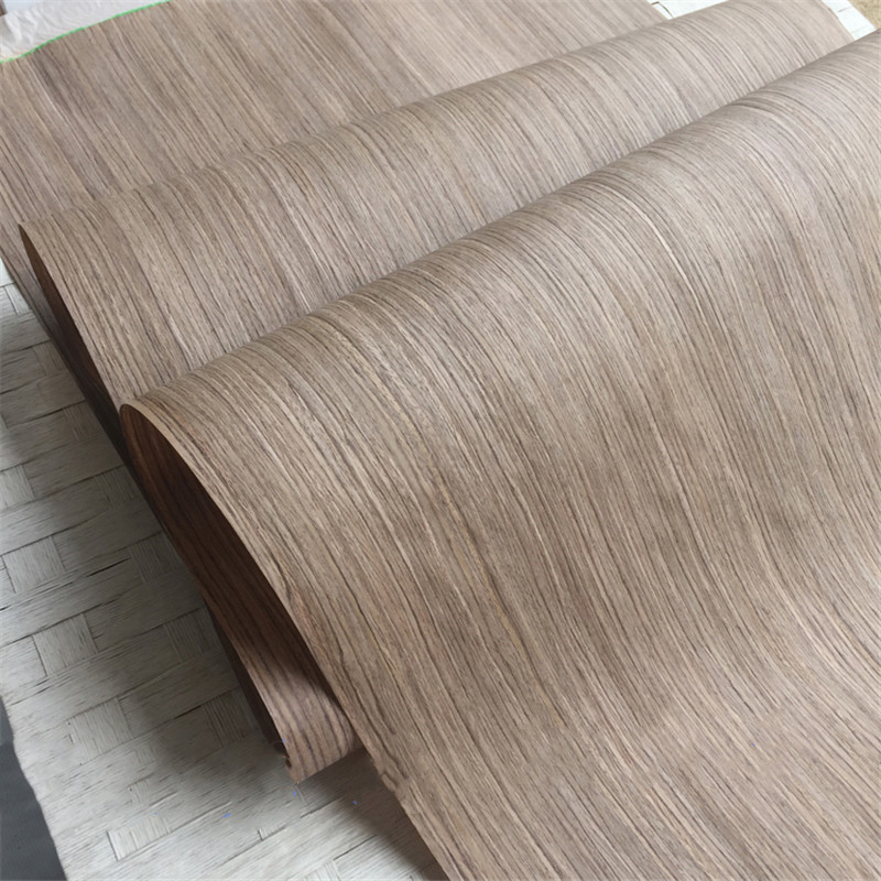 2x Artificial Veneer Technical Veneer Sliced Wood Engineering Veneer E.V. Black Walnut Tissue Backing 0.2mm Thick Q/C