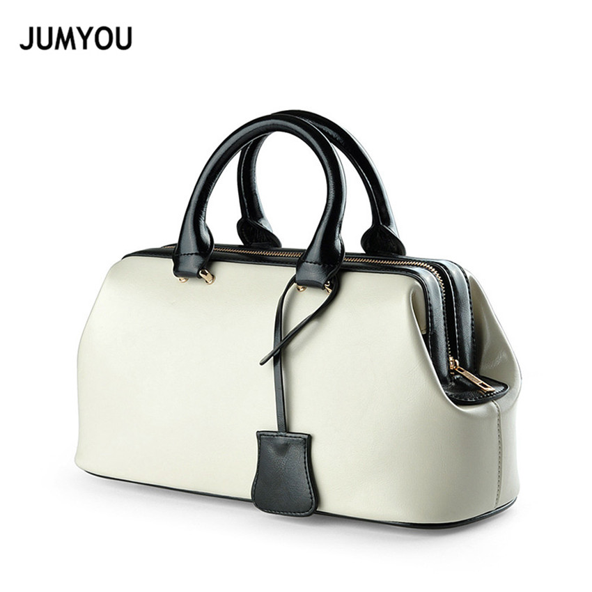 2019 New Fashion Trend Women Bags Doctor Bag Split Leather Lady Bag Top Handle Vintage Ladies Handbags Simple Hand Bags Womens2019 New Fashion Trend Women Bags Doctor Bag Split Leather Lady Bag Top Handle Vintage Ladies Handbags Simple Hand Bags Womens