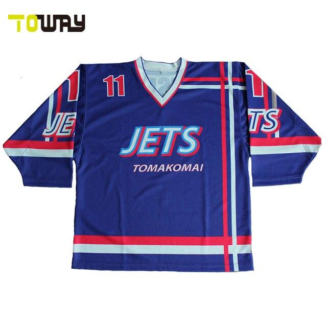 9e5d62f30 2017 new cheap team set sublimated custom ice hockey jerseys blank wholesale