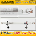Hight Quality 700MM 40W Co2 Glass Laser Tube for CO2 Laser Engraving Cutting Machine