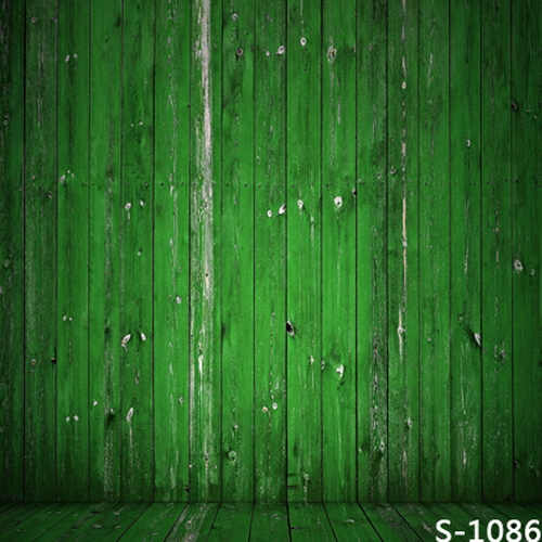 Green wood flooring gurus floor for Cheap green wallpaper