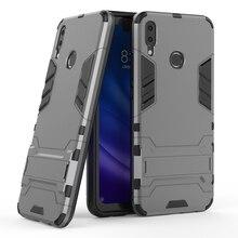 Hybrid Case For Huawei Y9 2019 P smart Y7 Prime 2018 Y6 II Y3 Y5 2017 Cases Armor Bumper Honor 7A 7C Pro 4C Nova Lite 2 Covers