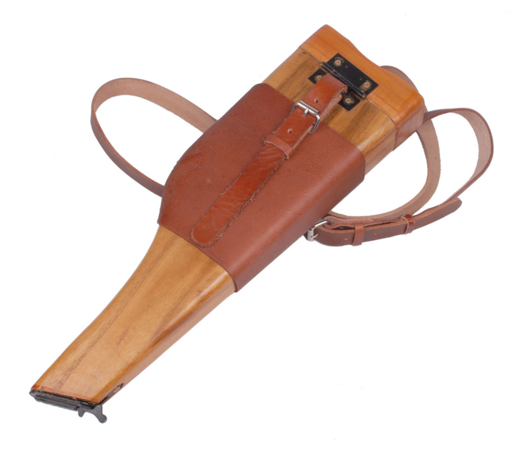 Skillful Knitting And Elegant Design Mens Ww2 German C96 Mauser Broomhandle Holster And Stock World Military Store To Be Renowned Both At Home And Abroad For Exquisite Workmanship