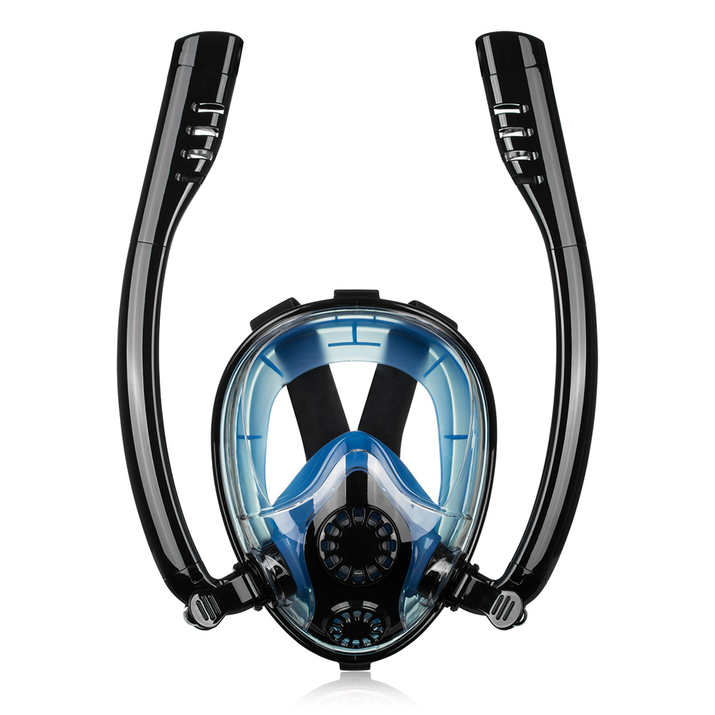 Scuba Underwater Diving Mask Snorkeling Tool Swimming Waterproof Silicone Training Dry Full Face Snokel Anti Fog Sports SummerScuba Underwater Diving Mask Snorkeling Tool Swimming Waterproof Silicone Training Dry Full Face Snokel Anti Fog Sports Summer