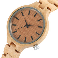 Ladies Wooden Watches (2 Colors)