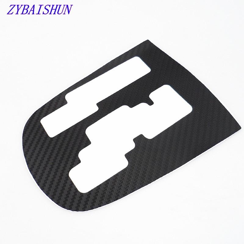 Seats & Benches Car Accessories Creative Zybaishun Carbon Fiber Membrane Car Dental Panel Decoration Ring Cover For Hyundai Solaris Verna