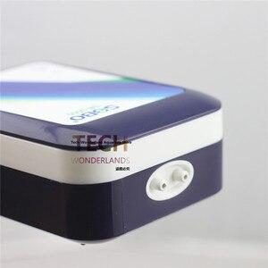 Image 2 - مصغرة ac/dc ثنائي الغرض مضخة الهواء ل حوض للأسماك فائقة الصمت الأكسجين مضخة 2 منفذ sobo SB 3000/SB 4000