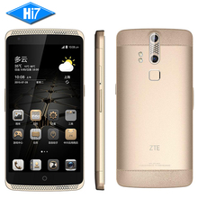 Original ZTE Axon A2015 Mobile Phone Snapdragon Android 3GB+32GB 4G FDD-LTE 5.5″FHD 3000mAh Dual Back Cameras Fingerprint