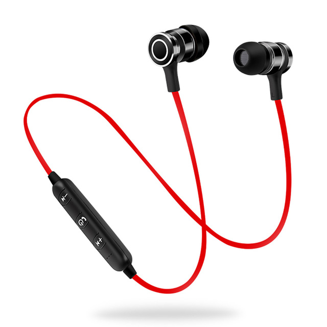 S6 6 Wireless Headset HD Stereo Sound Bluetooth 41 Earphone Headsets Sport Earphones For