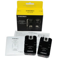 Yongnuo YN 622N TTL Flash Trigger Transceivers For Nikon D200 D7000 D90 D80 D5200 D5100 D5000
