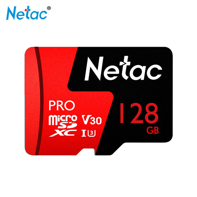 tf-karte Netac UHS I P500 micro Sd card 128gb tf Karte class10 Flash