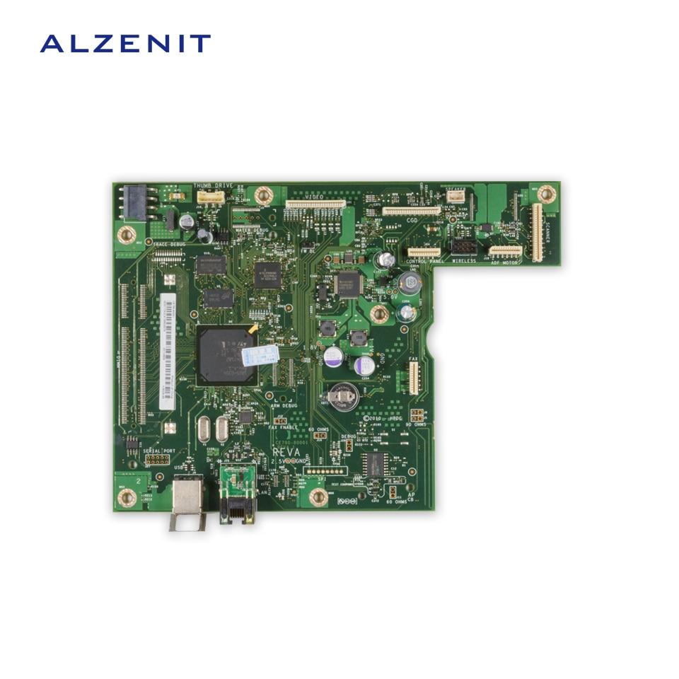 все цены на For HP 1415 CM1415 CM1415FN 1415FN CM1415MFP 1415MFP Original Used Formatter Board CE790-60001 Laserjet Printer Parts On Sale онлайн