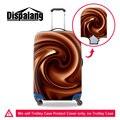 Dispalang 3D пейсли тележка чемодан обложка протектор для 18-30 камера стретч-водонепроницаемый призма защитные крышки для женщин
