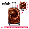 Dispalang 3D paisley trolley suitcase cover protector for 18-30 luggage stretch waterproof dirtproof protective covers for women