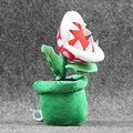 Новая Игра Супер Марио Плюшевые Piranha Завод Марио Плюшевые 20 СМ Аниме игрушки Мягкие Игрушки для Детей Peluche Марио Мягкая Игрушка Дети Подарочные