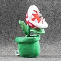 Nuevo Juego Super Mario Mario de Peluche de Felpa Piranha Plant 20 CM Anime juguetes de Peluche Juguetes para Niños de Peluche Mario de Peluche de Juguete de Regalo Para Niños