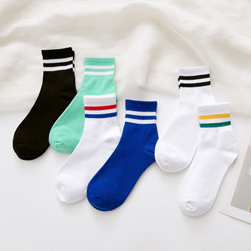 Mens Ankle   Socks   Meias Compression   Socks   Striped Invisible Boat   Socks   Breathable Shallow Mouth Cotton   Socks