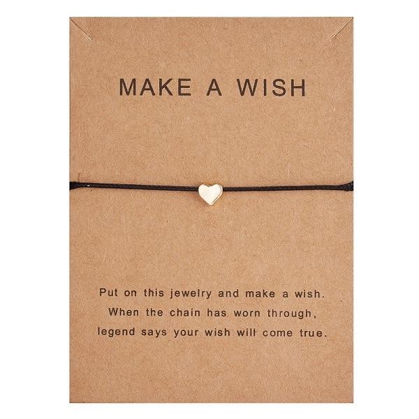 10*7,5 см Загадай перец узкое платье тканые регулируемый браслет Модные украшения подарок для Для женщин, Для мужчин, для детей - Окраска металла: BR18Y0164-1