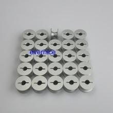 25 قطعة بكرة ألومنيوم لـ PFAFF 335 1183G