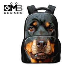 Dog Felt Backpack School Bags