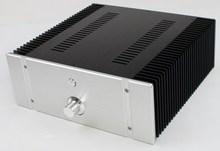 WA76 Aluminum enclosure Preamp chassis Power amplifier case/box size 312*323*120mm