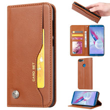 Card Slot Phone Case For Huawei Honor 9 Lite Luxury Wallet Mobile Acces