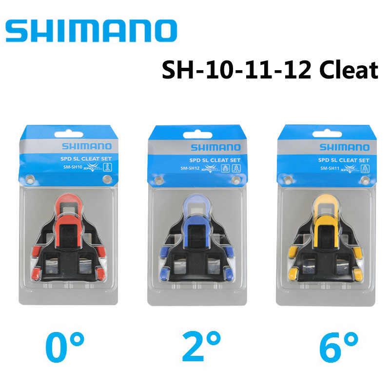 38a9e05c82f Shimano SPD SL Road Pedals Cleats bicycle Pedals plate road bike clip SPD-SL  SH10