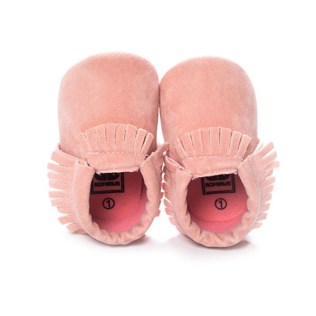29 Styles Spring Autum Tassels Baby Shoes Newborn Boys Girls PU leather First Walkers Babies Moccasins