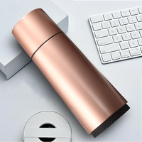 Business Insulated Cup Creative Stainless Steel 24 hours Thermo Mug Vacuum Flasks Thermos Water Bottle Wonderful Gift