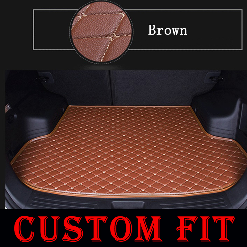 Custom fit car trunk mats for Mercedes Benz E classe W201 W211 W212 W212 W213 2008