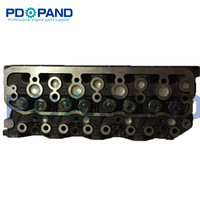 4DR7 Full Assembled Cylinder Head Assembly Assy ME759064 ME997271 for Mitsubishi Canter Jeep Rosa Bus 2.7D with Valves