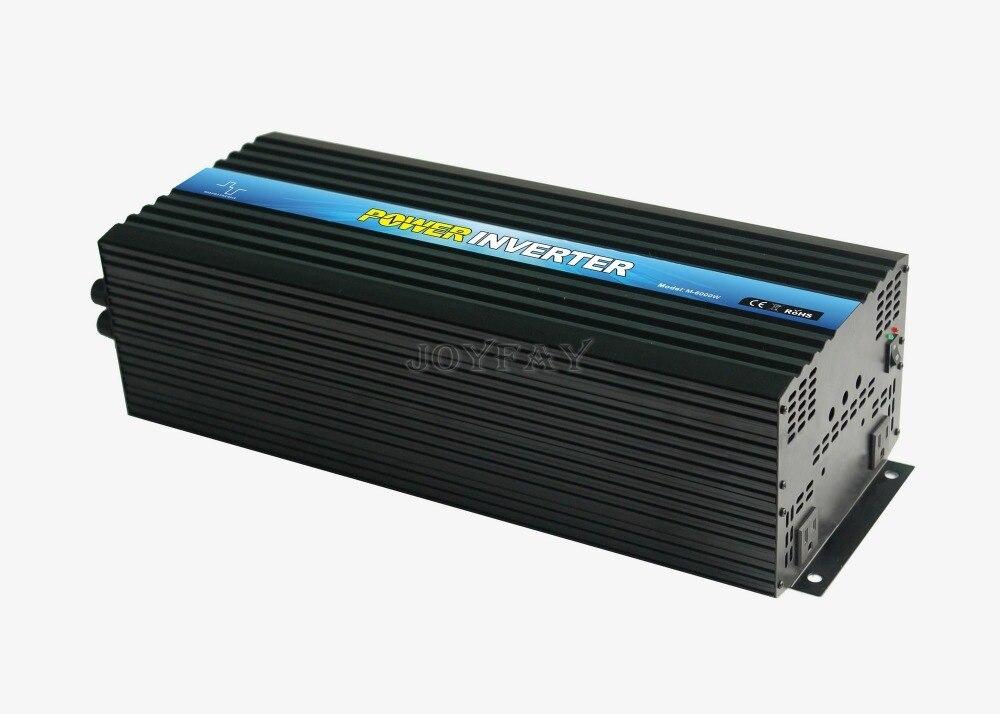 6000W Modified Sine Wave DC 24V to AC 110V Power Inverter 6000w modified sine wave dc 48v to ac 110v power inverter