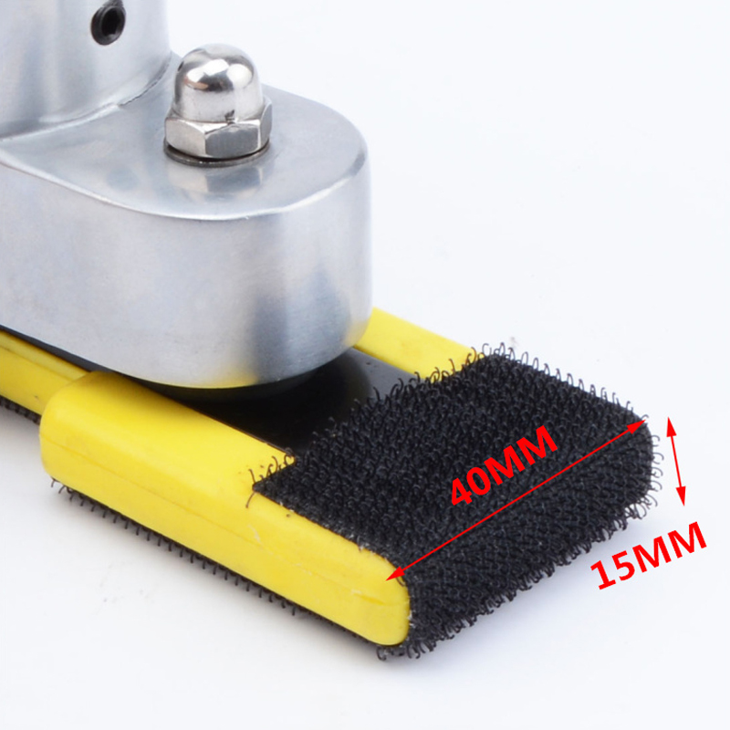 Купить с кэшбэком MY116 pneumatic grinding machine gap vibration polishing machine air reciprocating sanding machine wind grinding pneumatic tools