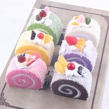 1 шт. Симпатичные 5 см цветные детские Кухонные Игрушки для выпечки, Детские реквизиты для фотосъемки, разные цвета