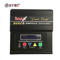 1 6s LiPo/LiFe/Lilon Battery iMax B6AC+ AC DC Dual Power B6AC Plus 50W 5A RC Balance Charger Discharger