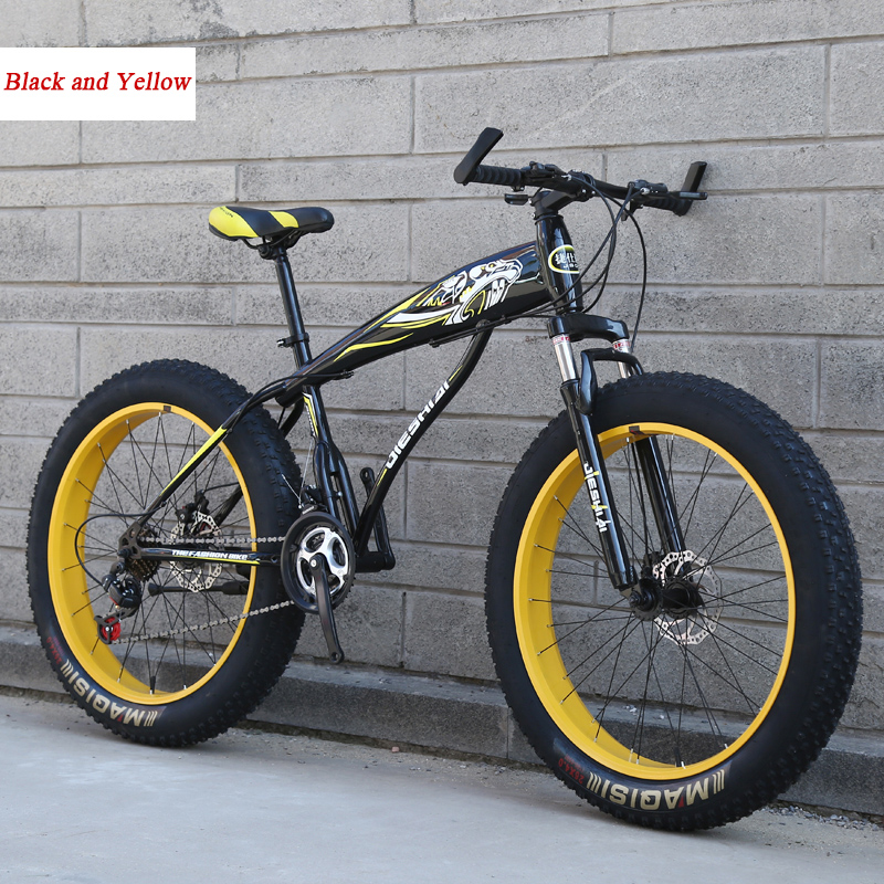 """Youma new arrival 7 21 24 27 speeds Fat bike 26 inch 26x4 0 Fat Tire Youma new arrival 7/21/24/27 speeds Fat bike 26 inch 26x4.0"""" Fat Tire Snow Bicycle free shipping"""