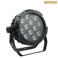 IP65 Waterproof Led Par Light 12*18W 4in1/5in1/6in1 Outdoor Waterproof Stage Light 12x18w Big Lens Led Par 64