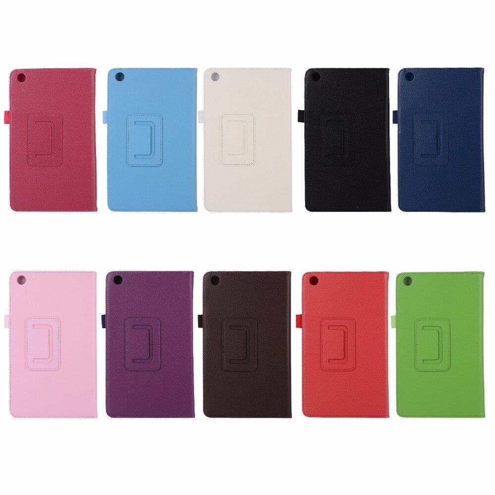 Ультра тонкий личи Стенд искусственная кожа протектор чехол кожного покрова для huawei Mediapad M3 Lite 8,0 CPN-W09/AL00 8,0 дюймов Tablet