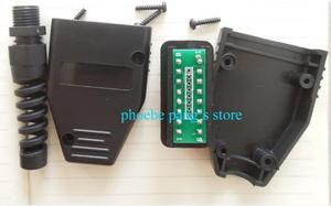 Image 3 - 25% オフ FINETRIP ユニバーサルプラスチック Diy 車ケーブルケース Obd 雄プラグ OBD2 16Pin コネクタ J1962 卸売 50 個