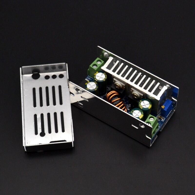 15A 200 W Réglable DC-DC ABAISSEUR Convertisseur Buck Module 60V48V réglable tension stabilisée synchrone rectification module