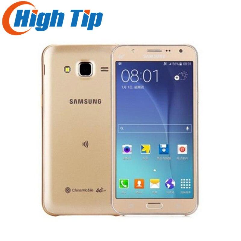 Original Samsung Galaxy J7 2016 J710 Dual SIM LTE Cellphone Octa core 5 5 inch 16GB