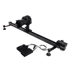 Westage 100cm/39in Jaguar 3 Portable Stabilizer Photo Track Professional Electric Dolly DSLR 5D Cameras Slider Motorized Sliding