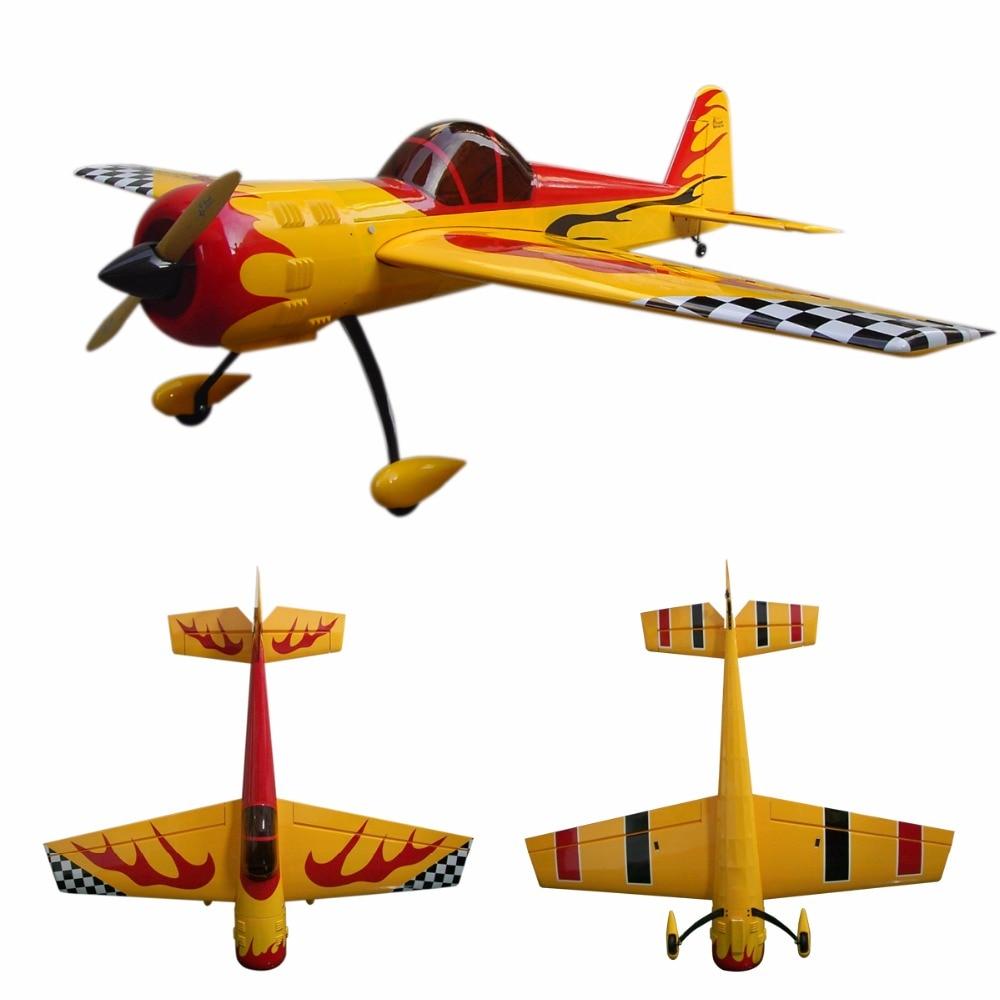 F0181 YAK-55 Gas 50cc 86.6/2200mm Balsa Wood Oracover Film RC/Airplane plane US STOCK водолазки yak more водолазка